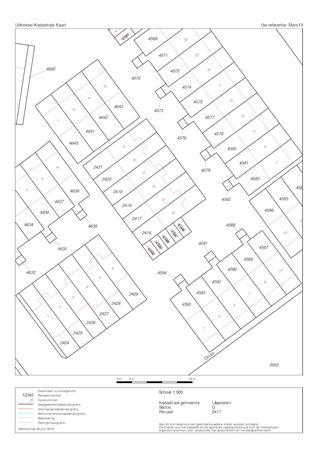 Floorplan - Mars 13, 3402 JH IJsselstein