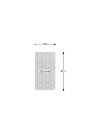 Floorplan - Dolomieten 6, 3402 AZ IJsselstein