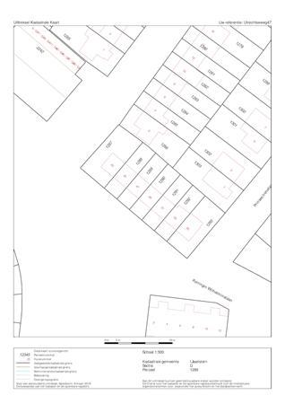 Floorplan - Utrechtseweg 47, 3402 PL IJsselstein