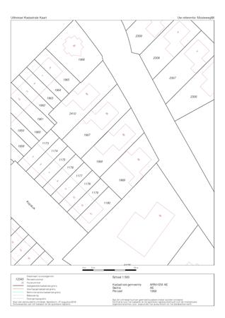 Floorplan - Mooieweg 88, 6836 AJ Arnhem