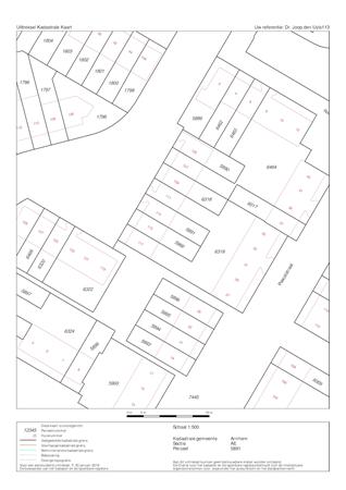 Floorplan - Dr. Joop Den Uylsingel 113, 6836 GN Arnhem