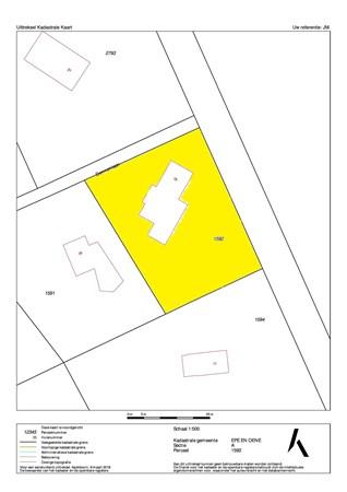 Floorplan - Norelbosweg 19, 8161 AS Epe