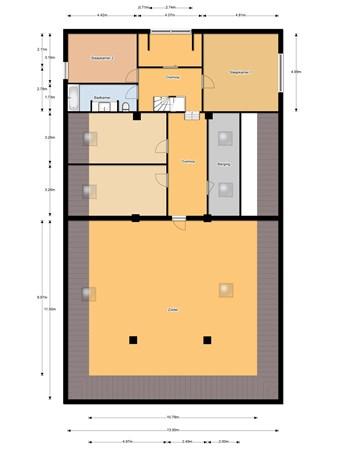Floorplan - Rijperweg 103, 1462 MG Middenbeemster