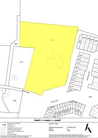 Floorplan - Brakersweg 52, 1901 XZ Castricum
