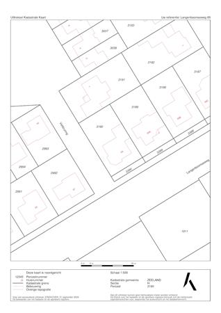 Floorplan - Langenboomseweg 69, 5411 AT Zeeland