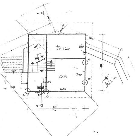 Floorplan - Waalkade 15, 6511 XP Nijmegen