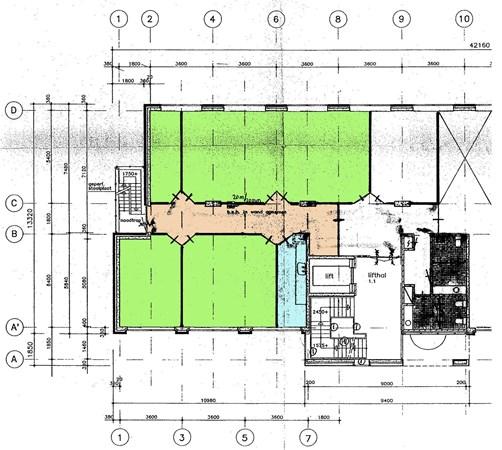 Floorplan - Wijchenseweg 112, 6538 SX Nijmegen