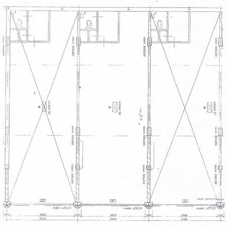 Floorplan - Winkelcentrum 32, 6581 BW Malden