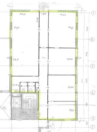 Floorplan - Promenade 31, 6581 BW Malden