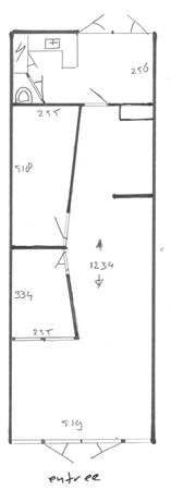 Floorplan - Prinsenweg 23, 6584 AZ Molenhoek