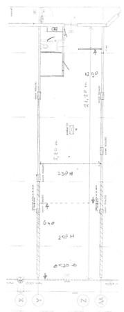 Floorplan - Winkelcentrum 40, 6581 BW Malden