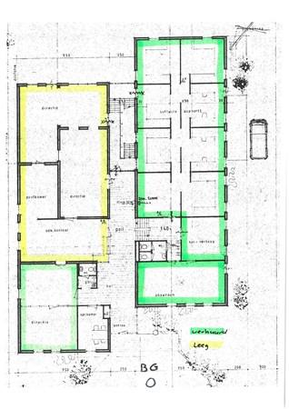 Floorplan - Hogelandseweg 88, 6545 AB Nijmegen