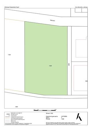 Floorplan - Weiland, 6666 MH Heteren