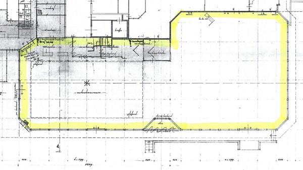 Floorplan - Hatertseweg 615, 6533 GL Nijmegen
