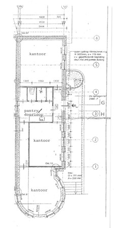 Floorplan - Grote Loef 20, 6581 JG Malden