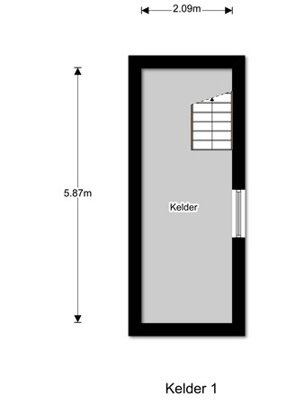 Floorplan - Muldershof 8, 7221 EB Steenderen