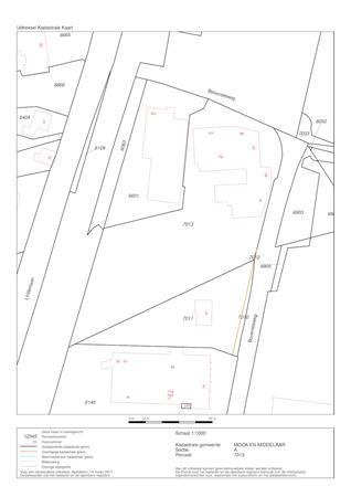 Floorplan - Bovensteweg 89-103, 6585 KB Mook