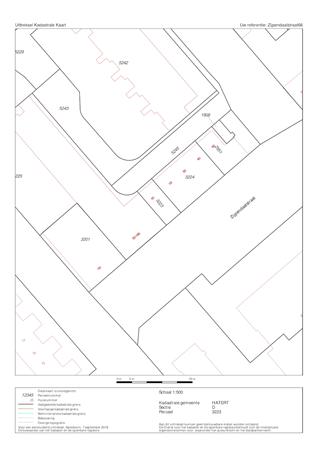 Floorplan - Zijpendaalstraat 66, 6535 PW Nijmegen