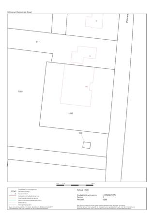Floorplan - Molenweg 10, 7936 PB Tiendeveen