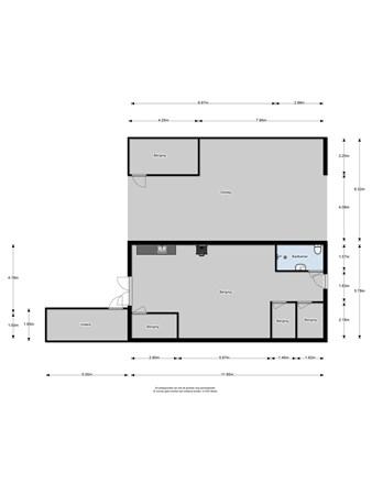 Floorplan - Morschehoef 12, 5469 SM Erp