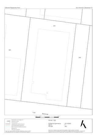 Floorplan - Staalstraat 13, 8211 AH Lelystad