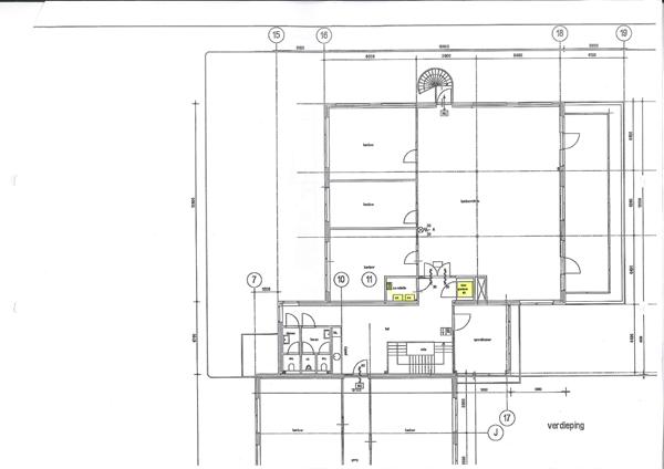Floorplan - Harmenkaag 27, 1741 LA Schagen