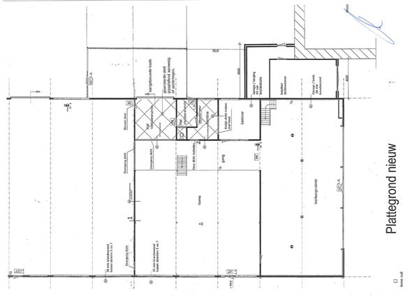 Floorplan - De Fok 16, 1742 PD Schagen