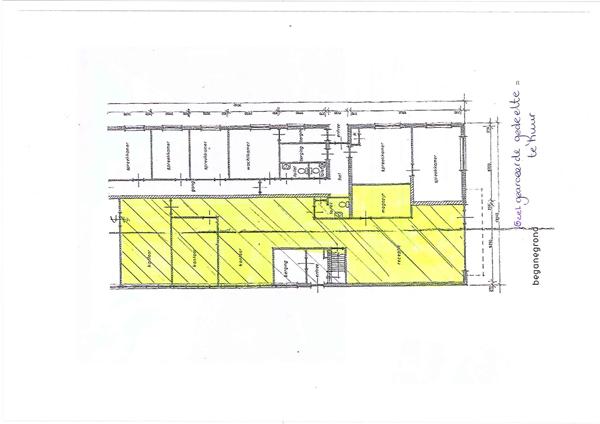 Floorplan - Noord 84, 1741 BG Schagen