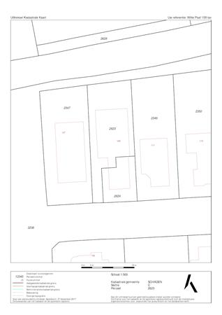 Floorplan - Witte Paal 109, 1742 NX Schagen