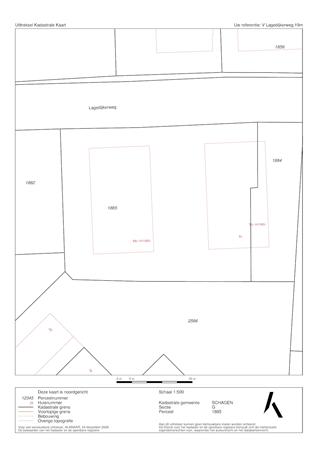 Floorplan - Lagedijkerweg 19M, 1742 NB Schagen