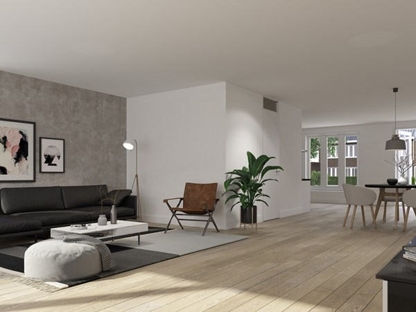 Property photo - Bouwnummer 007, 6515AA Nijmegen