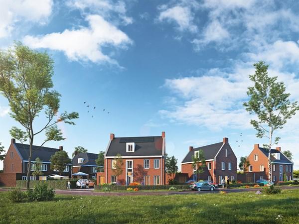Medium property photo - Jacques Tatistraat Bouwnummer 012, 6515 AA Nijmegen