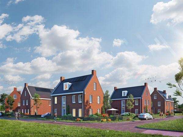 Verkocht onder voorbehoud: Bouwnummer 015, 6515 AA Nijmegen